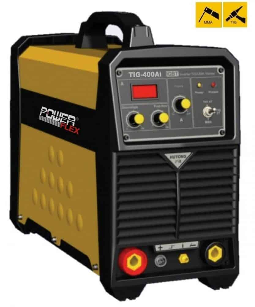 Powerflex Arc Welder Tig Welding Machine Tig400ai